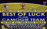 "All Ireland Colleges Junior ""B"" Camogie Semi-Final Replay"