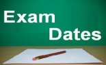 Mock Exams 2019 Timetable